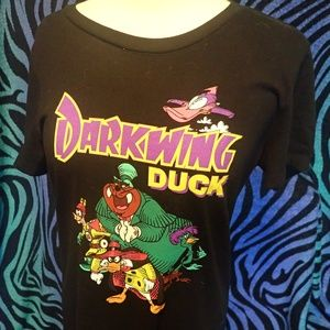DarkWing Duck T-Shirt NWOT!